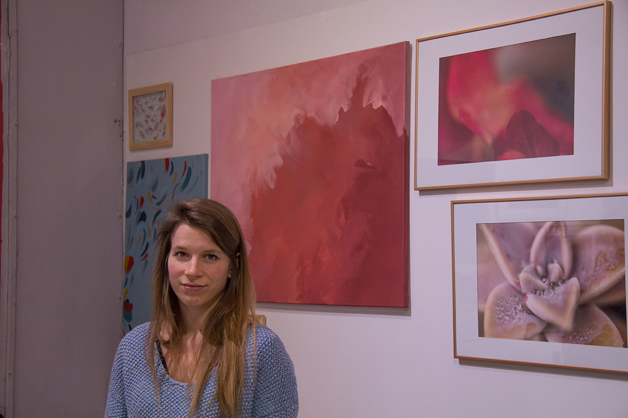 exposition personnelle artiste